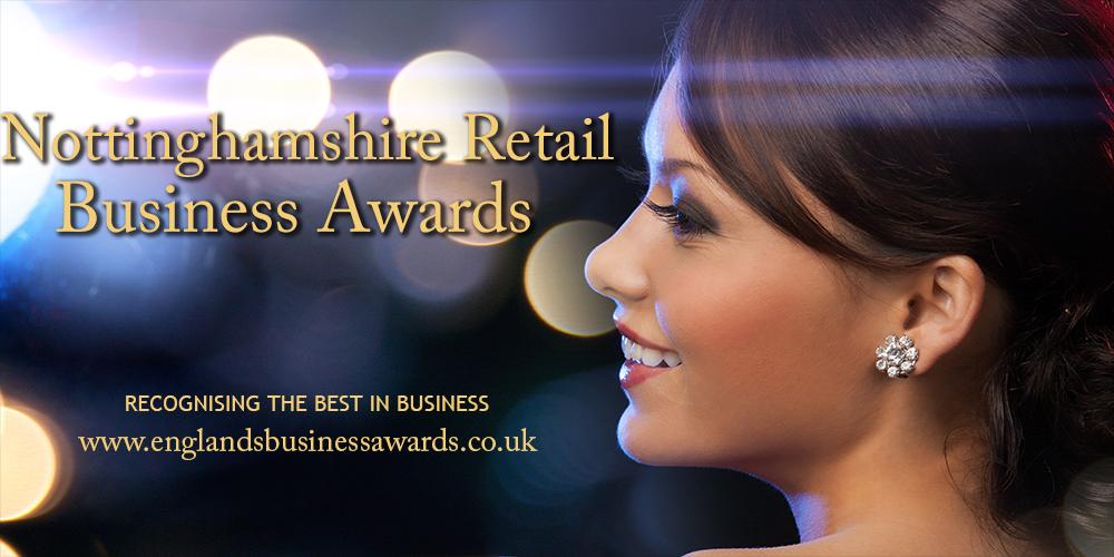 nottinghamshire retail business awards